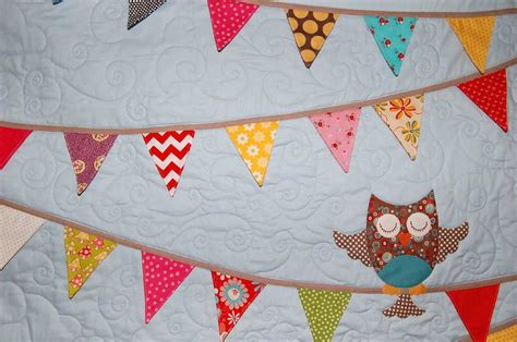 Patchwork Baby Quilt Patterns Free - owl quilts patterns co nnect me