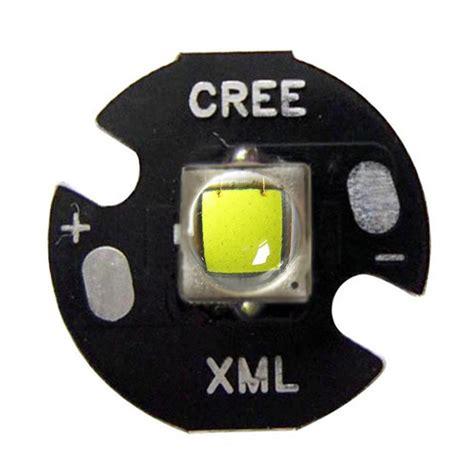 Led Cree 6 Mata original cree 10w xml l2 l2 xml t6 t6 white 6500k