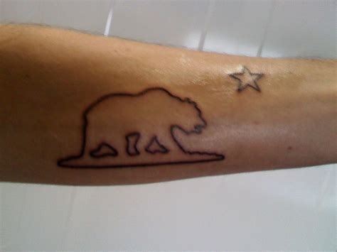 california bear tattoo designs tattoos and designs page 234