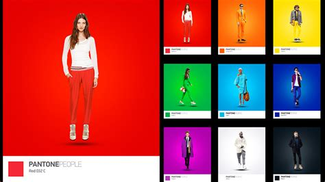 eye catching colors accurate color spectrum eye catching pantone inspired