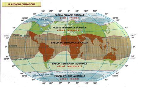 amaca dizionario contucompiti it 187 le regioni climatiche della terra