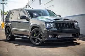 purchase used 2009 turbo jeep srt8 9 second beast