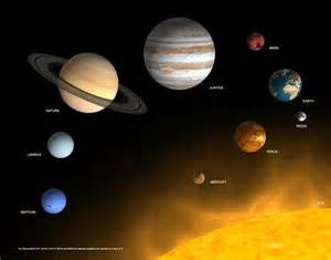 color of the planets what color are the planets in solar system pics about space