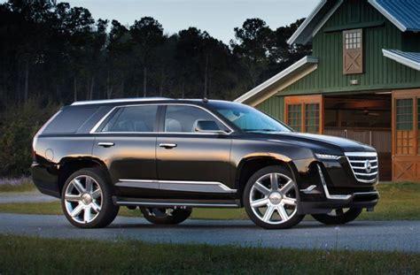 2020 Cadillac Escalade Luxury Suv by 2020 Cadillac Escalade And Escalade Esv Will Get An
