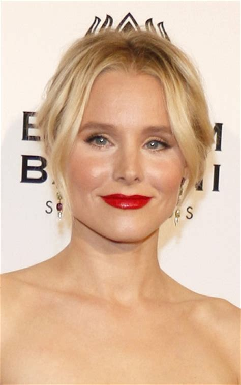 Fashion Files: Kristen Bell in Maria Lucia Hohan at The