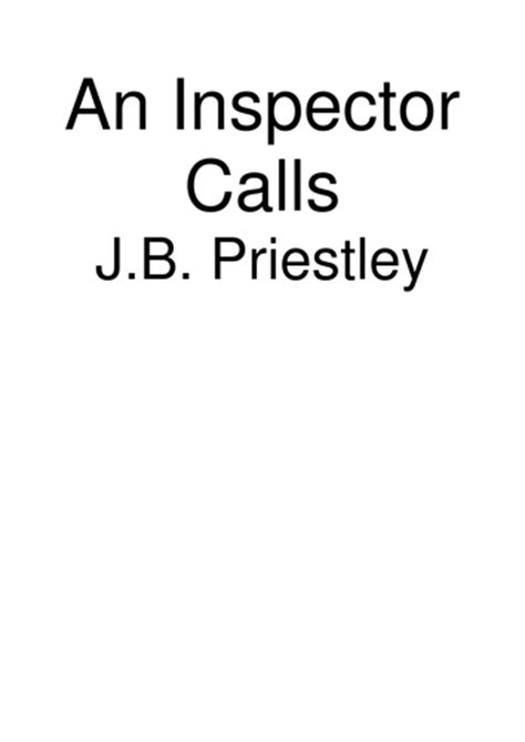 key themes in an inspector calls an inspector calls key quotation sheets by beckie rose