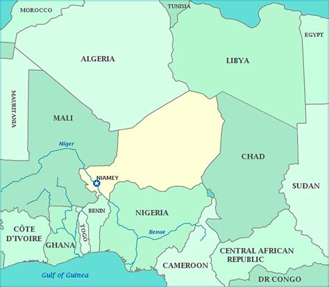 yourchildlearns africa map htm image gallery niger africa map