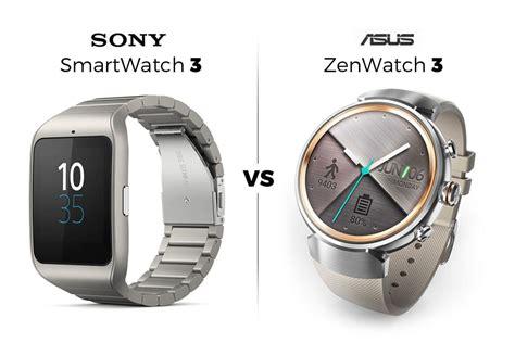 Smartwatch Asus Zenwatch 3 sony smartwatch 3 vs asus zenwatch 3 the best smart review