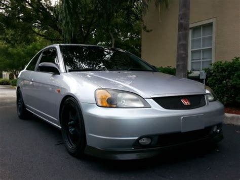 find   honda civic lx coupe  door  spoon sports jdm em local pickup