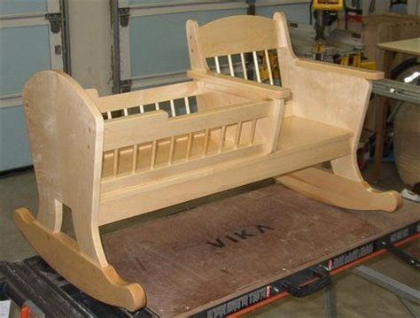 doll cradle woodworking plans need plans for rocking doll cradle by pops4ember
