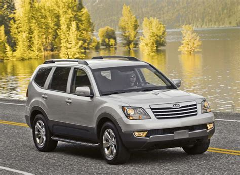 Kia Borrego Recalls Kia Slammed By 2nd Recall In Two Days Thedetroitbureau