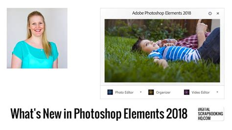 tutorial photoshop elements 2018 photoshop elements 2018 review youtube