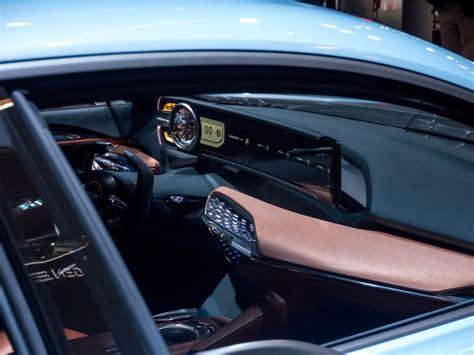 genesis auto upholstery hyundai wows new york with genesis new york concept