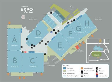 expo floor plan expo centre floor plan edmonton expo centre