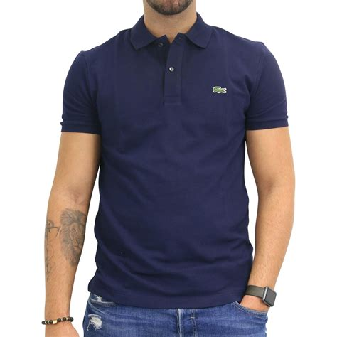 Lacoste Poloshirt Herren by Lacoste Slim Fit Polo Poloshirt Polohemd T Shirt Kurzarm