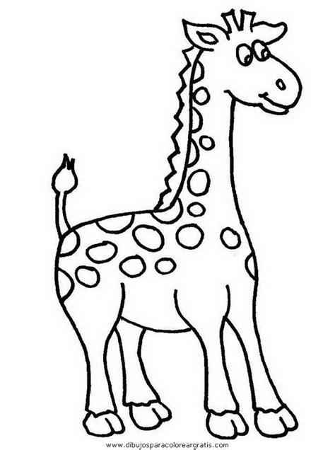 imagenes de jirafas para pintar image gallery jirafa dibujo