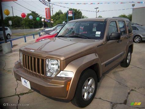 brown jeep liberty 2012 canyon brown pearl jeep liberty sport 82895708