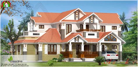 traditional 3 bhk kerala villa design at 2000 sq ft 2500 square feet kerala traditional style house elevation