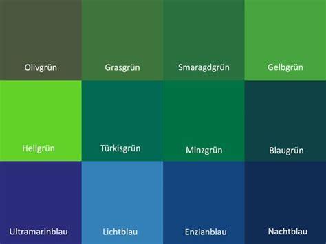 Farbige Wand Mit Anderer Farbe überstreichen by Gr 252 N Und Blau Kombinieren So Klappts Farben Gr 252 N