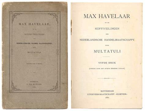 Buku Fakta Menghebohkan max havelaar mitos belanda yang membuat kita terkecoh jurnal footage