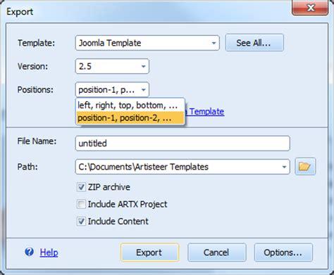 artisteer tutorial joomla template how to use joomla templates