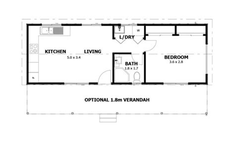Two Bedroom Granny Flat Floor Plans 3 best modular granny flat designs