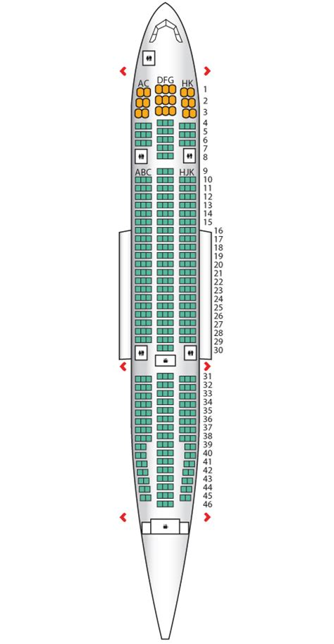 a330 seating a330 300 xl airways seat maps reviews