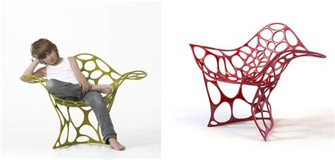 Printed Armchair Design Ideas New 3d Printer From Bigrep Lets You Print Size Furniture