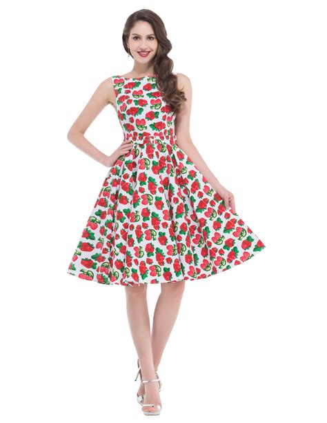 design dress retro 2016 new design 50s 60s rockabilly vintage dress retro