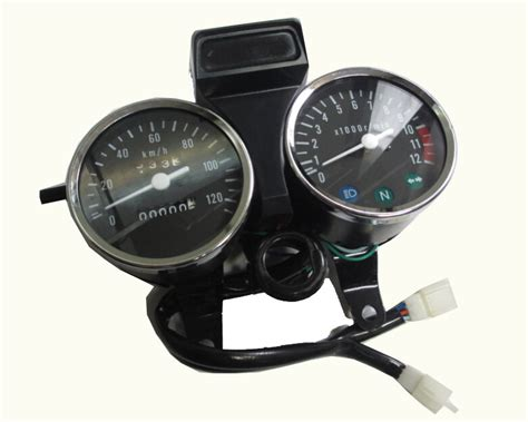 Speedometer Wireless gn125 wireless digital speedometer for electric motorcycle