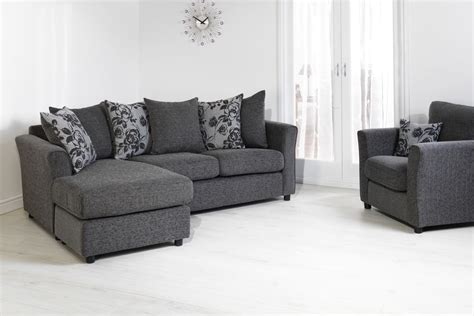 grey corner sofa uk darcy corner sofa grey pay weekly at buy as you view
