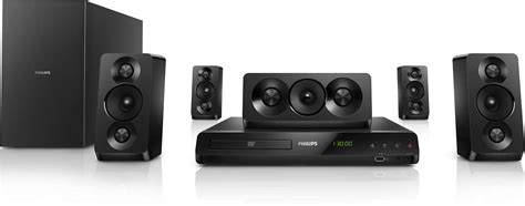 5 1 dvd home theater htd5520 94 philips