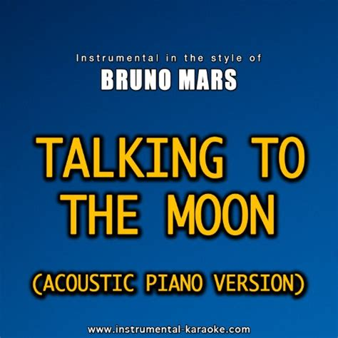 download mp3 bruno mars talking to the moon cheapest prices talking to the moon acoustic piano in