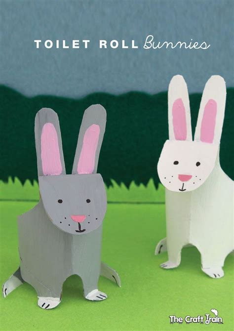 Crafts With Toilet Paper Rolls For Preschoolers - 489 best images about easter ideas for on