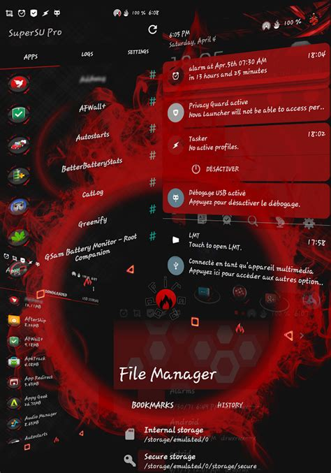 black and gray miui v4 theme upd oct 29 droidviews canvas fire 2 themes cm 12 1