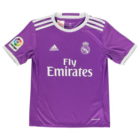 Jersey Real Madrid Away 2016 2017 2016 2017 real madrid adidas away shirt ai5163