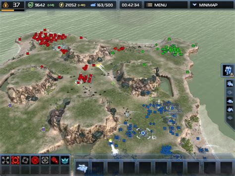 buy supreme commander 2 supreme commander 2 screenshots for windows mobygames