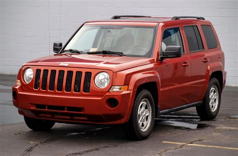2010 Jeep Patriot M89314sr Auto Connection