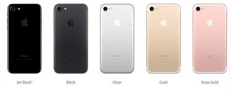 iphone 7 rezistent la contactul cu apa hardware actualizat și noi variante de culoare