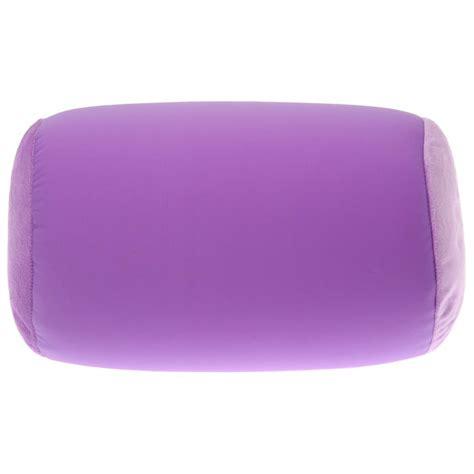 microbead pillow neck roll bolster pillows squishy