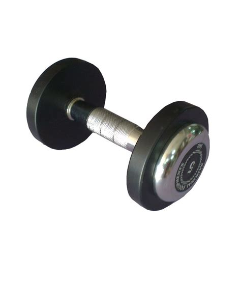 Dumbell Besi 5 Kg iris steel dumbell 5kg buy at best price on snapdeal