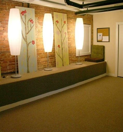 beleuchtung yogaraum room and