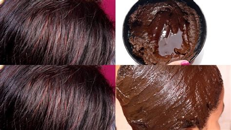 coloring hair with henna how to get burgundy hair color naturally at home with
