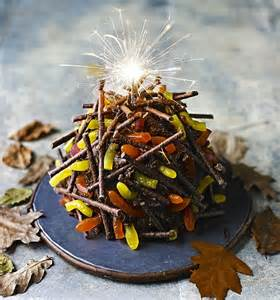 fireworks feast chocolate and orange bonfire cake daily mail online