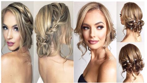 Wedding Hairstyles For Medium Hair Prom Hairstyles by Wedding Prom Hairstyle For Hair Medium Hair