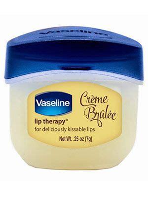 Vaseline Lip Therapy Lip Balm Creme Brulee 025 Oz Limited Vaseline Lip Therapy In Creme Brulee Reviews Photo