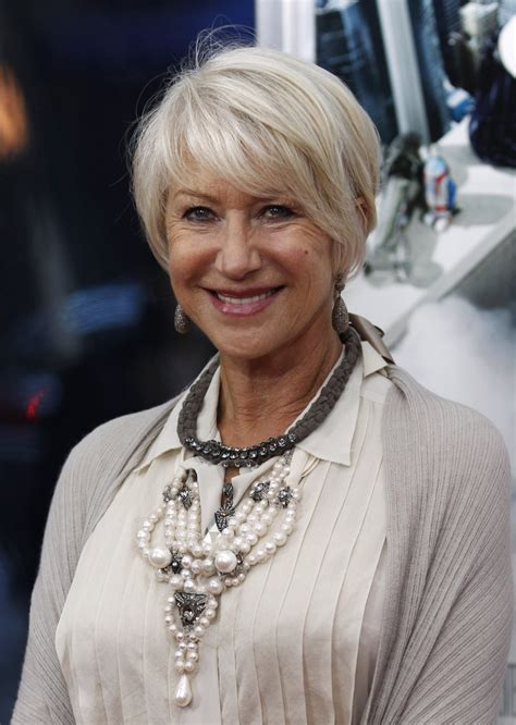hair on 66 year 66 year old helen mirren wins body of the year poll