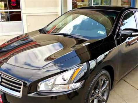 2014 nissan maxima premium package 2014 nissan maxima sv with sport and premium package ft