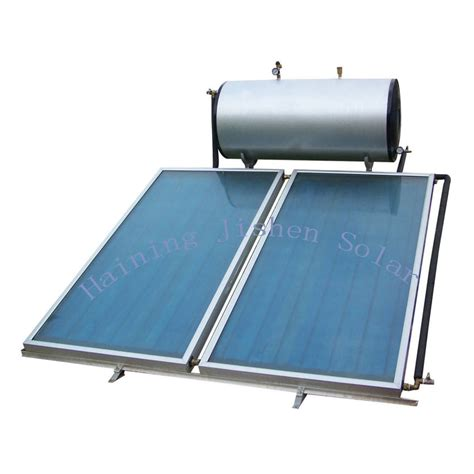 china integrated flat panel solar water heater jsfpi 002 china integrated flat panel