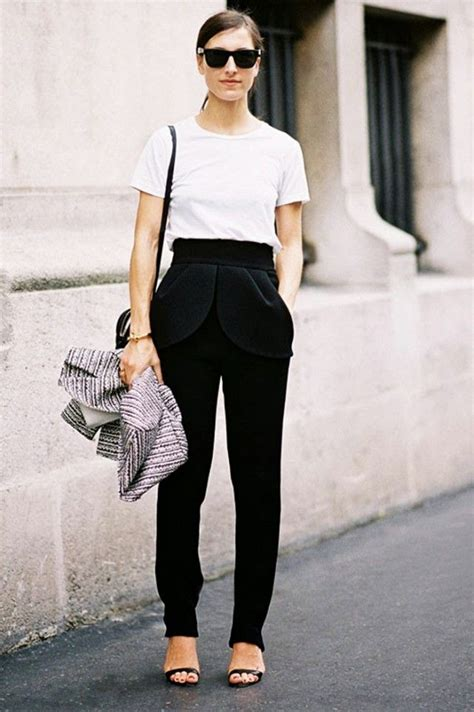 minimalistic look 14 minimalist outfits for summer minimal fashion style tips